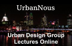 Urban Design Group Online Lectures
