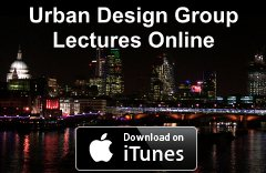 Urban Design Group Online Lectures on iTunes